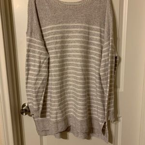 Old Navy XXL striped sweater
